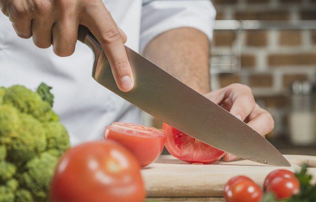 Quel couteau pour couper les légumes ?