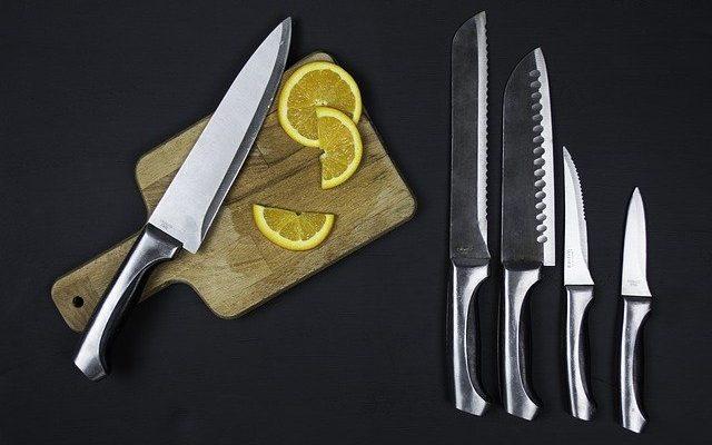 Comment fabriquer un couteau de cuisine?
