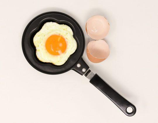Comment séparer le jaune d'œuf?