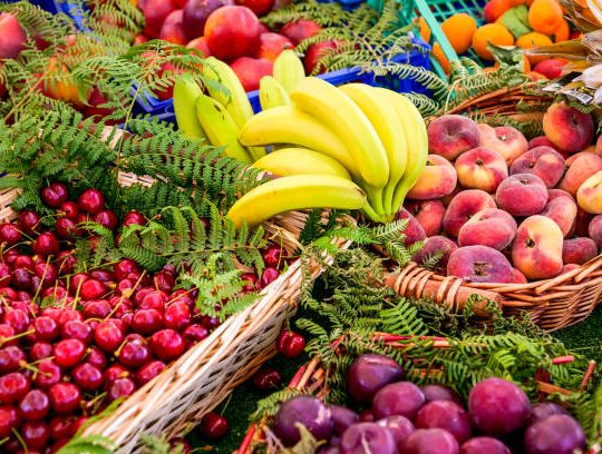 Quels fruits conserver ensemble ?