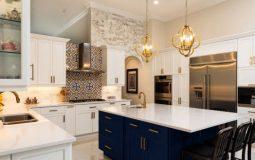 Quelle distance entre meuble bas et haut en cuisine ?