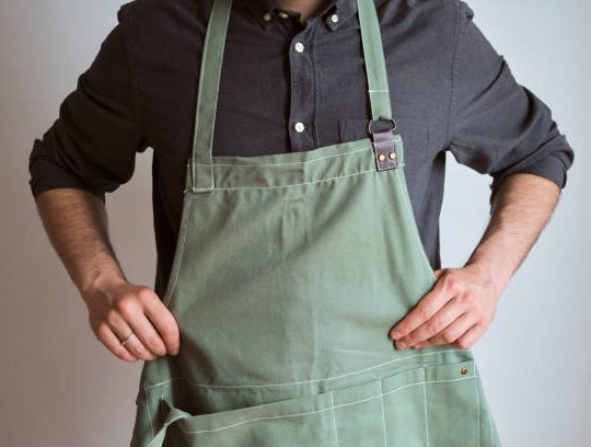 Quelle matière pour tablier cuisine ?